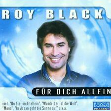 Roy Black - Für Dich Allein    CD    NEU+OVP!