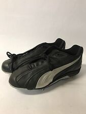 MENS PUMA CELL STEEL BASEBALL CLEATS SHOES US SIZE 8.5 UK 7.5 100282-01