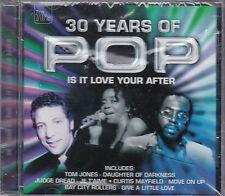 CD 16T RUBETTES/TOM JONES/DANIEL BOONE/MUD/KORGIS/ROSE ROYCE  NEUF SCELLE