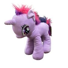 """Large MY LITTLE PONY FRIENDSHIP Twilight Sparkle Unicorn 16"""" Plush Toy Stuffed"""