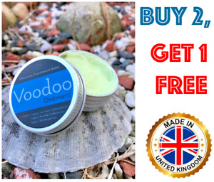 VOODOO OINTMENT Herpes Relief Balm, Cold Sore Removal Treatment Cream (15g)