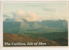 The Cuillins Isle of Skye Postcard 271a