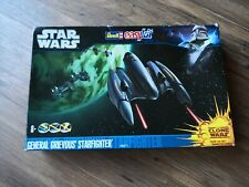Star Wars ~ 1/32 General Grievous' StarFighter model kit by Revell new unopened