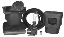 The JuniorPond™ Kit by Complete Aquatics - Everything Needed for a 7' x 10' Pond