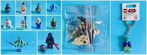 Star Wars Minifig Lot (12) - Slave Leia + Grievous + Kylo Ren + Boba Fett + More