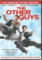 The Other Guys DVD The Unrated Other Edition