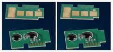 4pcs (KCMY) Toner Chips for Samsung CLT-C504S, Xpress SL-C1810W, SL-C1860FW