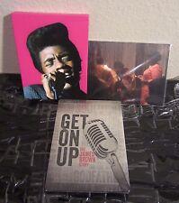 Get On Up [FilmArena] Blu-Ray Steelbook FAC Exclusive Region Free Rare Numbered