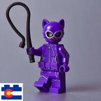 Lego Catwoman Minifigure