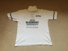 Smirnoff Blueberry White Brewery T-Shirt Size: L