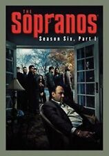 The Sopranos: Season 6 Part 1 [New DVD] Boxed Set, Dolby, Repackaged, Subtitle