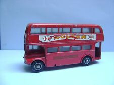 Diecast Budgie Toys London A.E.C. Routemaster 64 Seater Bus Used Condition