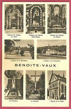 CPA-55- BENOITE - VAUX - Multivue