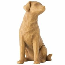 Willow Tree Love My Dog Light Color Figurine by Susan Lordi 27682 Pet Dogs New