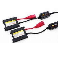 2x 35W Digital HID Replacement Ballasts Xenon AC 9-16V Slim 9005 9006 9007 9008
