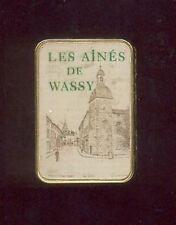 Pin's - Les ainés de WASSY - Haute-Marne  (Réf  614)