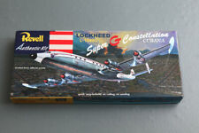 Revell 'S' style hardbox repro Lockheed Constellation Cubana Boxart treasure!!