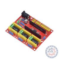 Keyes Arduino NANO CNC Shield GRBL V4 A4988 3D Printer 12V Flux Workshop