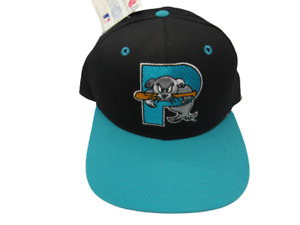 New Portland Sea Dogs Minor League Baseball Mens Size S/M New Era Snapback Hat