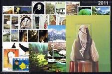 KOSOVO - JAHRGANG YEAR 2011 KOMPLETT 184 BIS 210 POSTFRISCH **