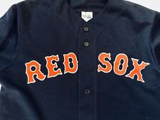 Authentic Boston Red Sox  Youth Jersey M- MBL