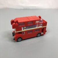 LEGO 40220 Creator Double Decker London Bus Used
