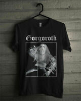 VTG Gorgoroth 90s Rare The Sin Of Satan Carcas Venom Metal T-Shirt gildan.
