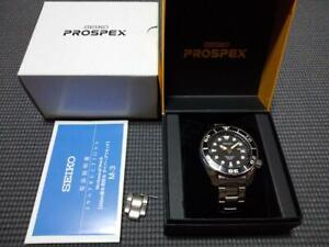 Seiko Prospex SBDC001 Plongeur Scuba Date 6R15-00G0 Automatique Montre Hommes