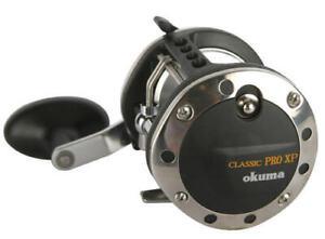 ** New ** Okuma Classic XP-Pro-XP302La Multiplier Reel (RRP £84.99)