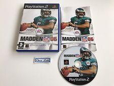 Madden NFL 06 - Sony PlayStation PS2 - FR - Avec Notice