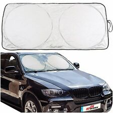 BMW X1 & X3 Sumex Car Front Windshield Windscreen Foldable Reflective Sun Shade