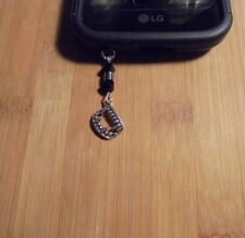 Vampire Fangs Halloween Cell Phone Charm~Dust Cover~All Phones~Free Ship