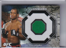 2013 TOPPS UFC #BR-HL HECTOR LOMBARD RELIC 96/198 A024