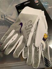 Nike Stadium Gloves Minnesota Vikings Size XL