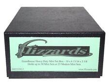 U.S. Mint Set Storage Box, Heavy Duty 10 x 6 13/16 x 3 5/8, by Guardhouse-Black