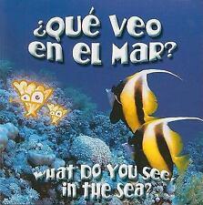 Que veo en el mar? (Rourke Board Books)