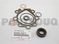 0444626050 Genuine Toyota GASKET KIT POWER STEERING PUMP 04446-26050