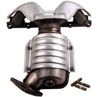 Exhaust Manifold Catalytic Converter for Honda Civic HX DX LX L4 D16 1996 - 2000