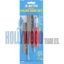 X-Acto Precision Razor Saw Set (X75300)