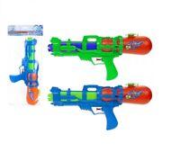 "18"" Giant Water Gun Pump Action 46cm Mega Super Soaker Beach Garden Toy Game"