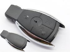 Reemplazo 3 Botón Cáscara de Llave Para Mercedes A, C, E, S, CLK, SLK, clase ML