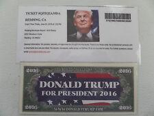DONALD TRUMP, 6-3-2016, REDDING MUNICIPAL AIRPORT, REDDING CA.-EVENT RALLY