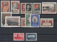 BR6802/ RUSSIA – 1949 / 1954 MINT MH SEMI MODERN LOT – CV 250 $