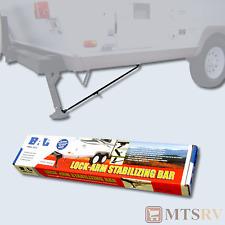 BAL Lock-Arm Stabilizing Bar - SET OF 2 - RV 5th Wheel Trailer Jack Landing Gear
