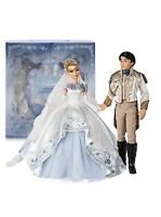 Cinderella & Prince Charming Limited Edition Wedding Doll Set – 70th Anniversary