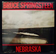 BRUCE SPRINGSTEEN-Fully Sealed NEBRASKA 1982 Album-COLUMBIA #QC 38358-The Boss