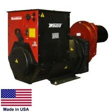 GENERATOR - PTO DRIVEN - 100 kW - 100,000 Watts - 120/240V - 1 Phase Industrial
