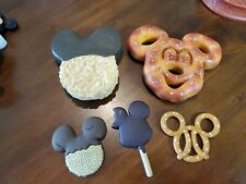 Disney Parks Mickey Mouse Icon Food Snack Magnets Lot