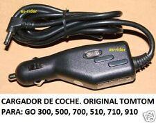 CARGADOR TOMTOM AUTO  GO 300 500 700 510 710 910 715 TOM TOM CHARGER GPS