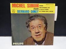 MICHEL SIMON chante BERNARD DIMEY Memere ( avec DANIEL WHITE ) 432727